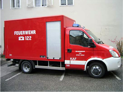 Iveco Daily 50c15. KAF-MZF Iveco Daily 50c15